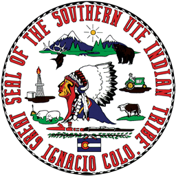 Southern ute indian tribe logo